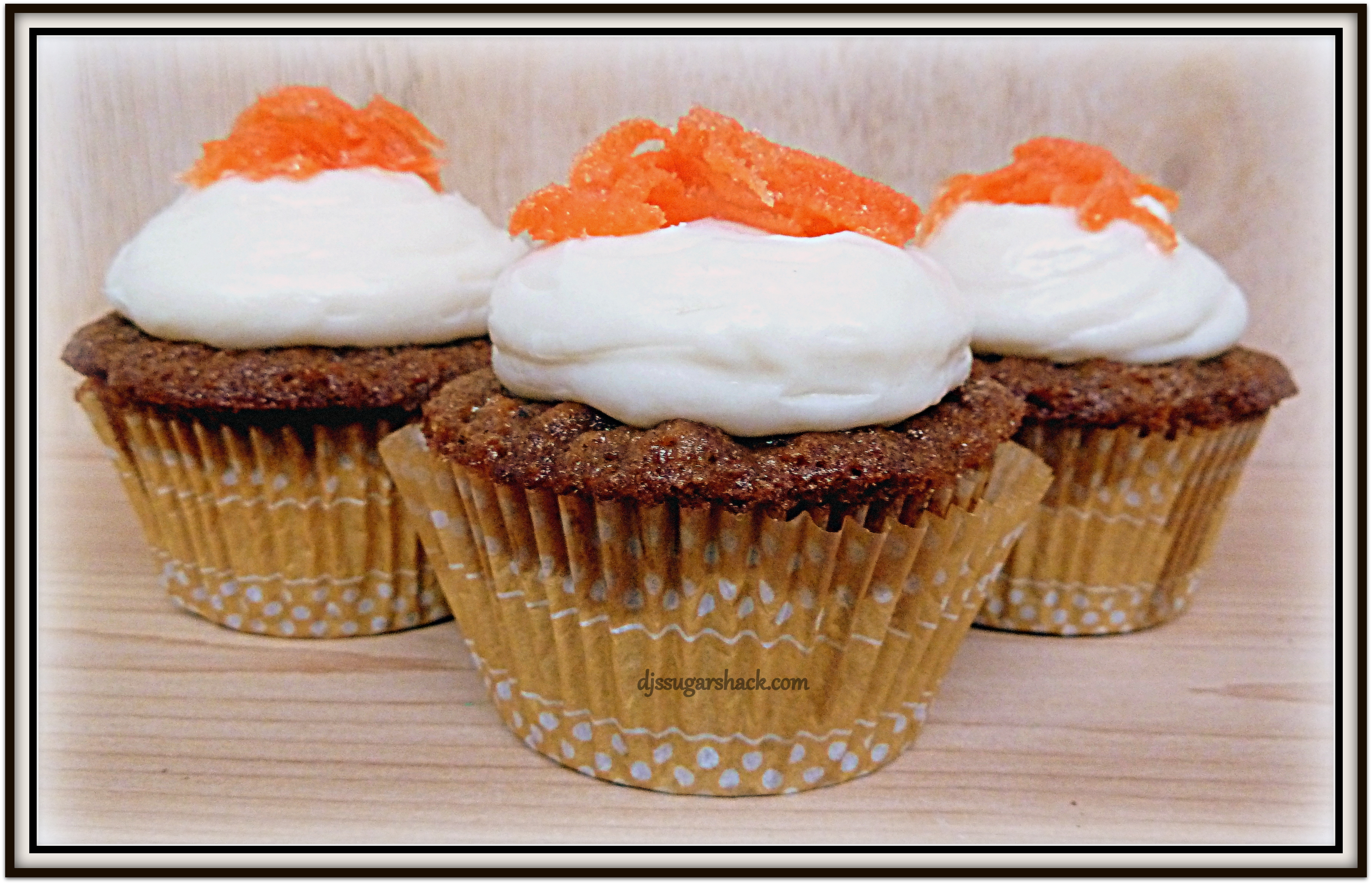 Martha Stewart Carrot Cake With Candied Carrots